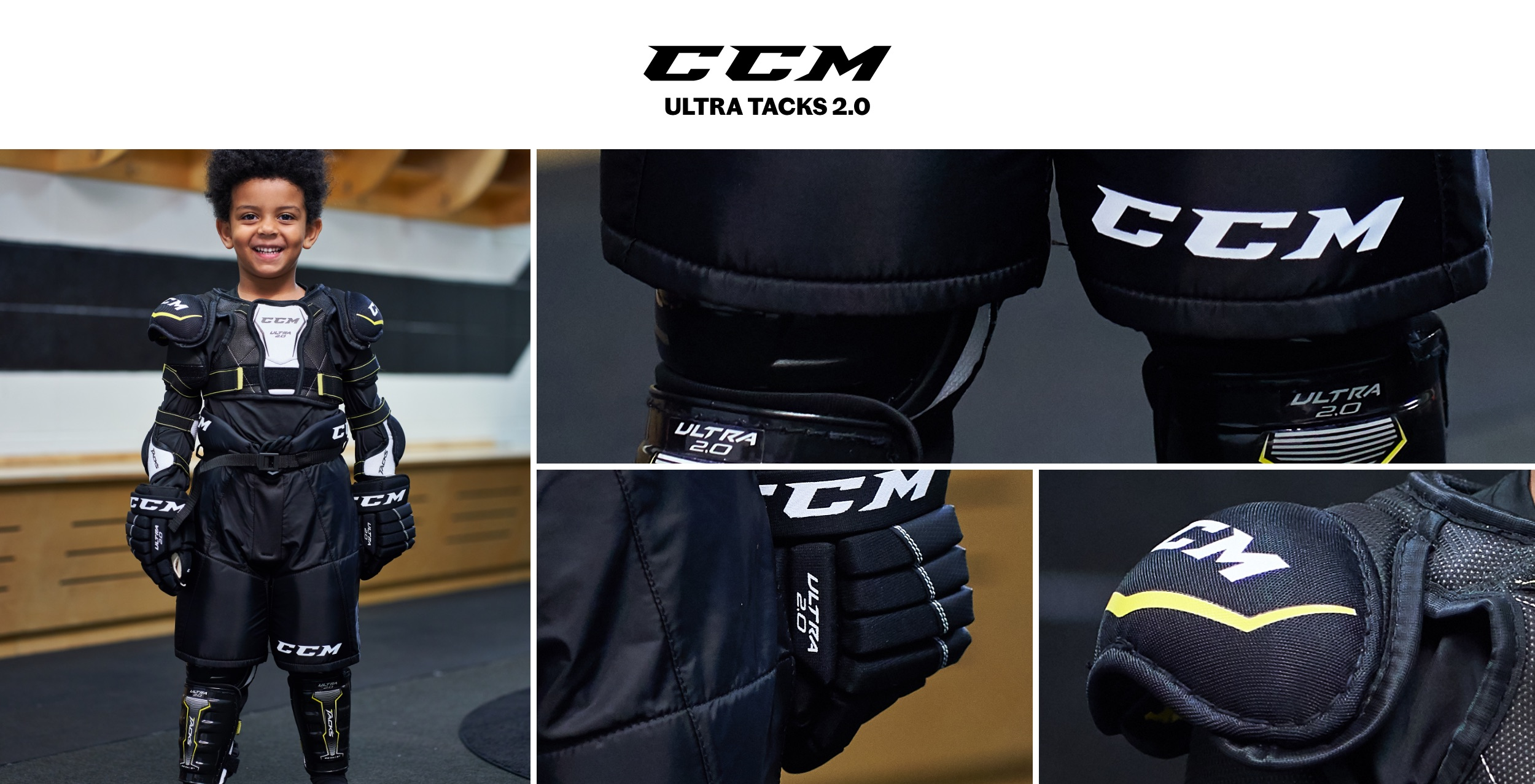 Hockey protective package CCM
