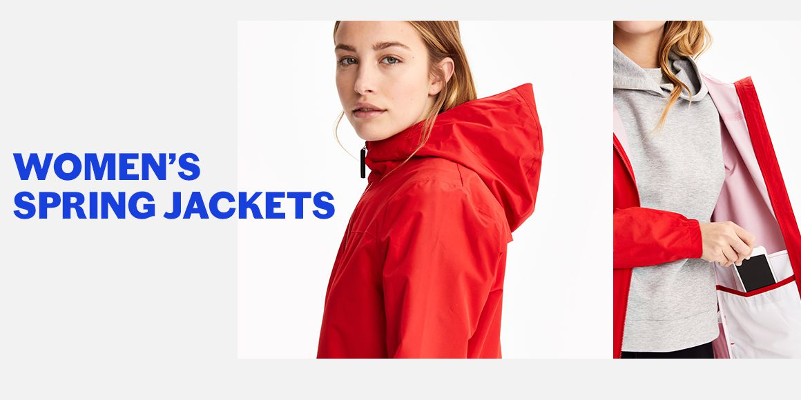 WOMENS SPRING JACKETS
