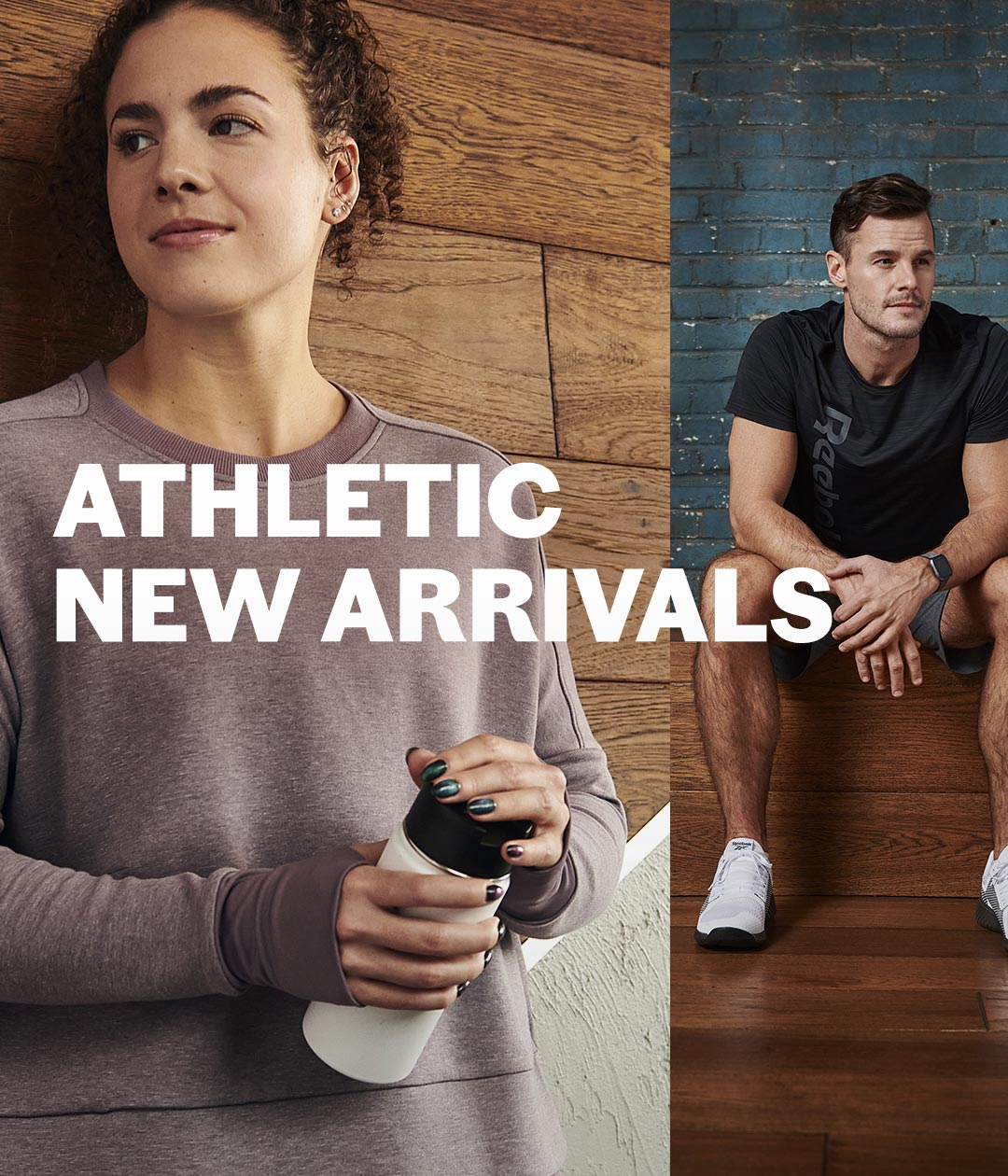 Athletic new arrivals