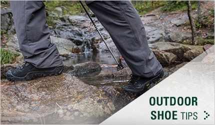 Outdoor Footwear Tips