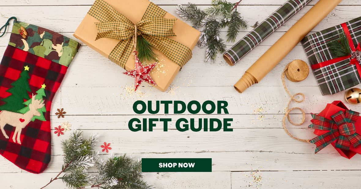 outdoor gift guide 2018