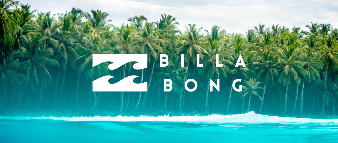 Billabong brand page