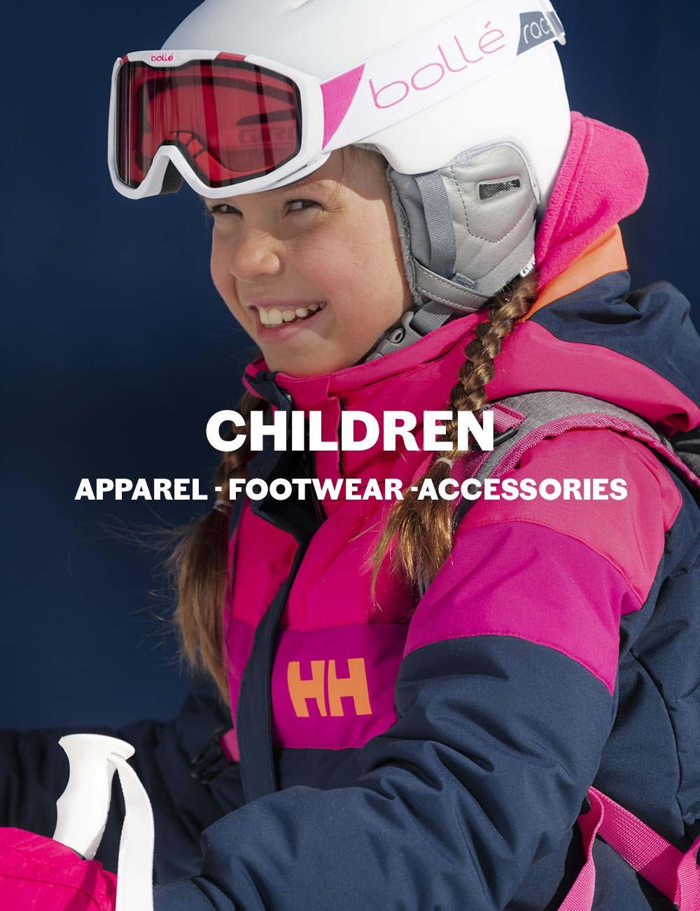 Shop Sports experts children