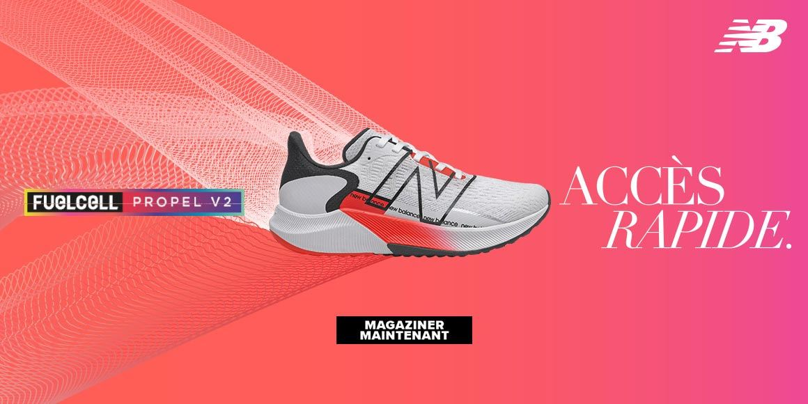 Page marque New Balance