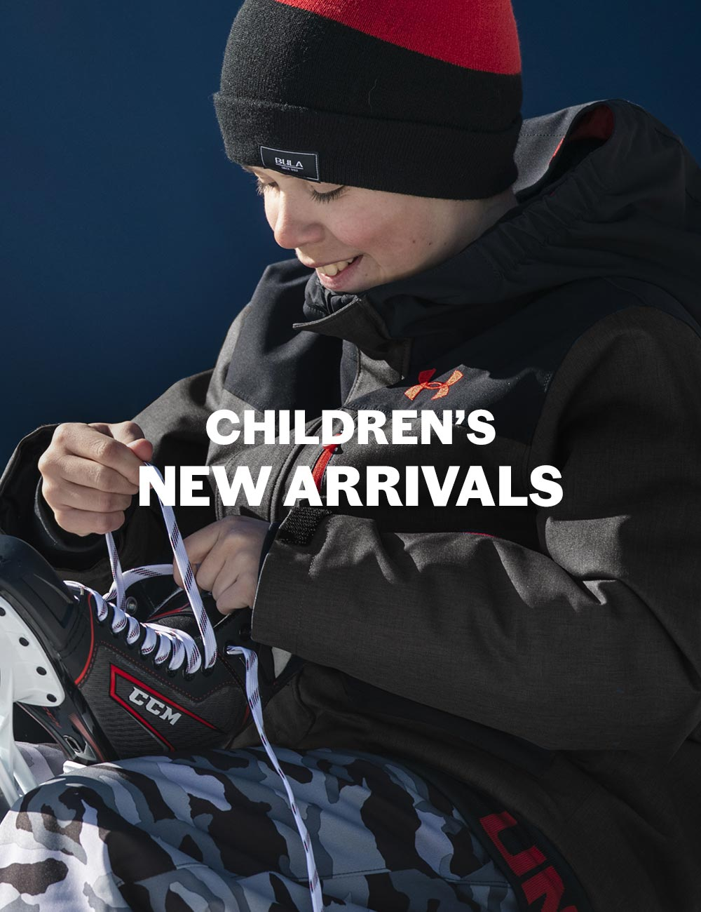 sports experts children's new arrivals