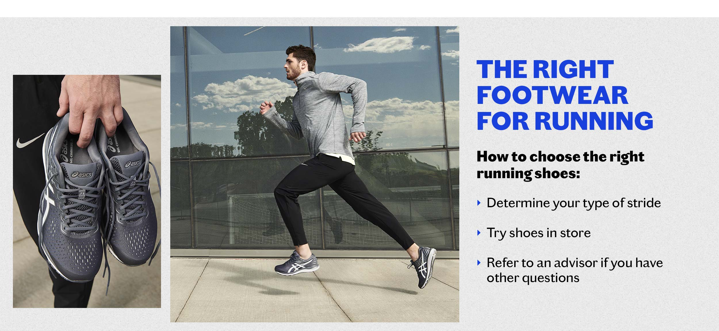 look 2 running shoes lookbook return to sports men new arrivals