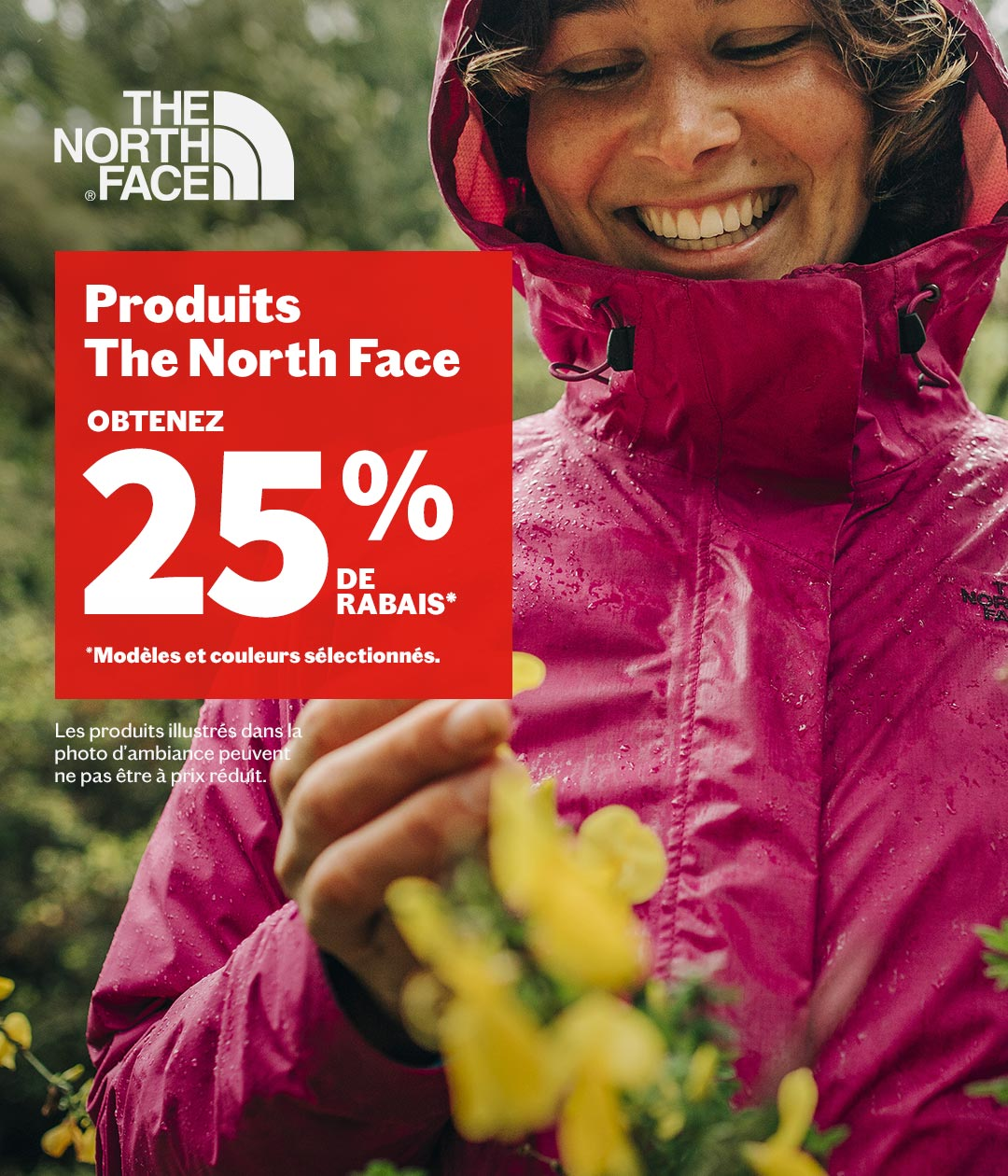 Promotion The North Face