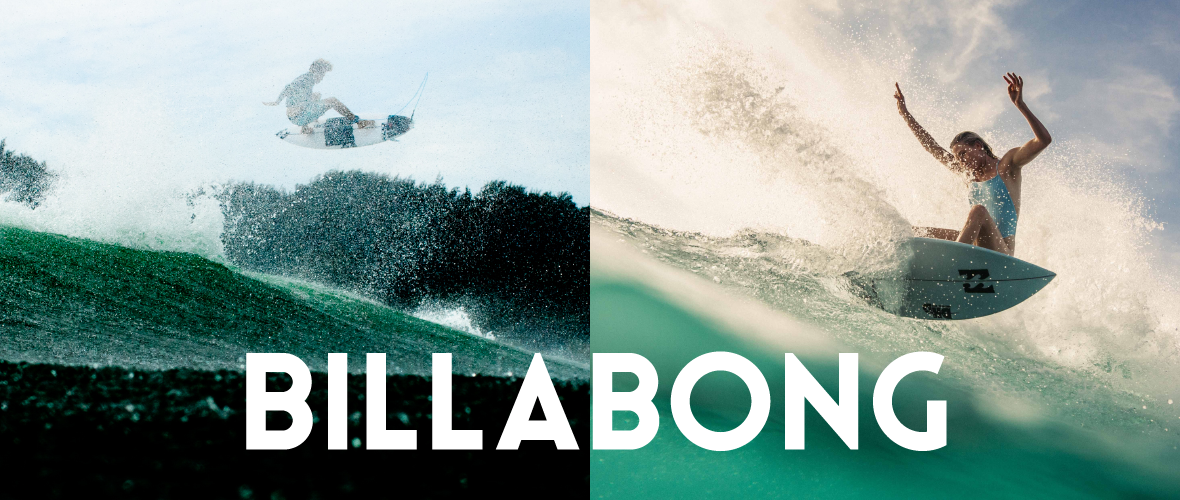 fd60194fcc At Billabong we are driven by the desire to Inspire Youth. We have a  commitment to innovation