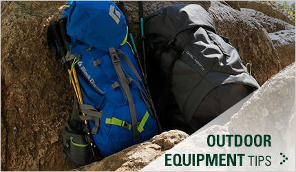 Outdoor Equipment Tips