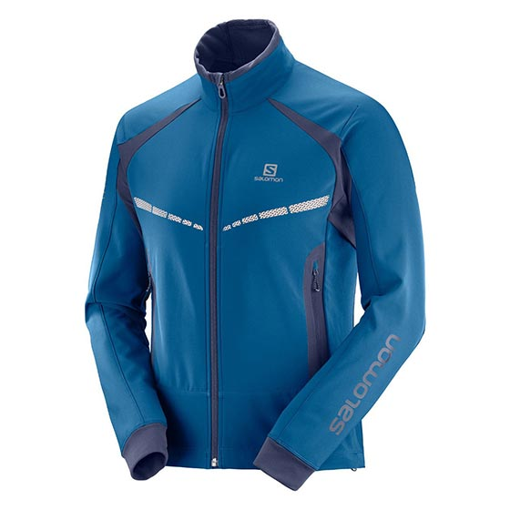 SALOMON RS Warm - Men's Softshell Jacket