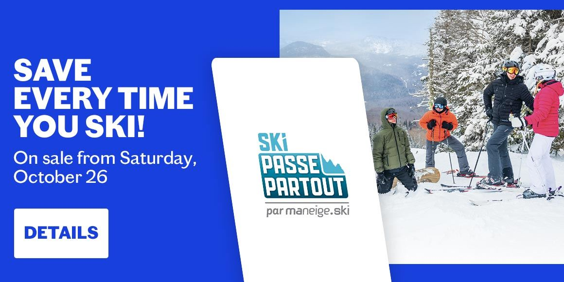 ski passe partout card available october 26th 2019 details page
