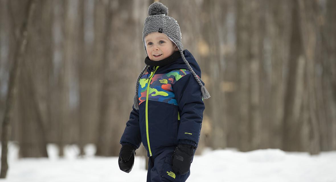 76ddc798e666 5 conseils pour choisir les vêtements d hiver de son enfant   Sports Experts