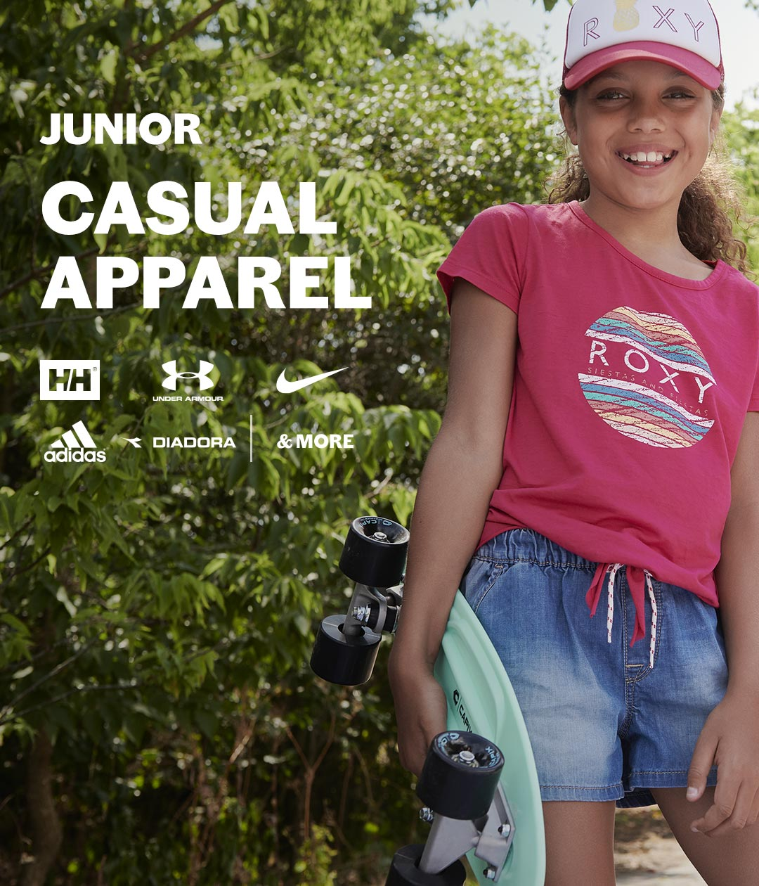 Junior casual apparel sale