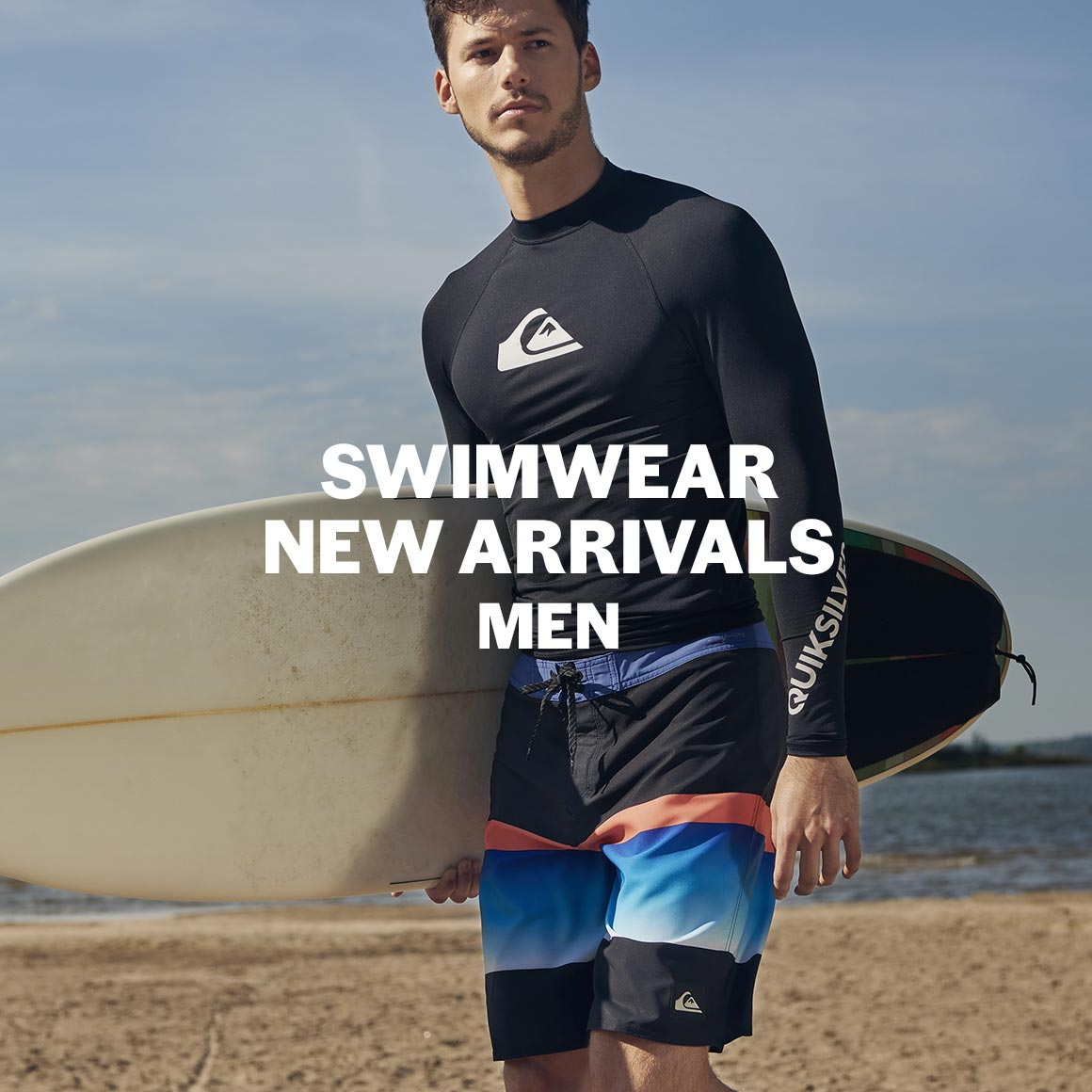 New swimwear men