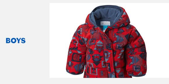 Boy's snow wear