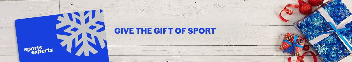 give the gift of sport---gift card new blue